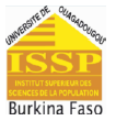 Université de ouagadougou