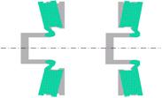 Mise en cône d'un disque de frein