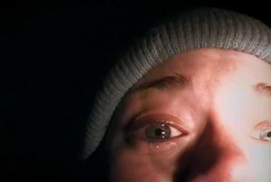 The Blair Witch Project le testament d'Heather se fait en gros plan