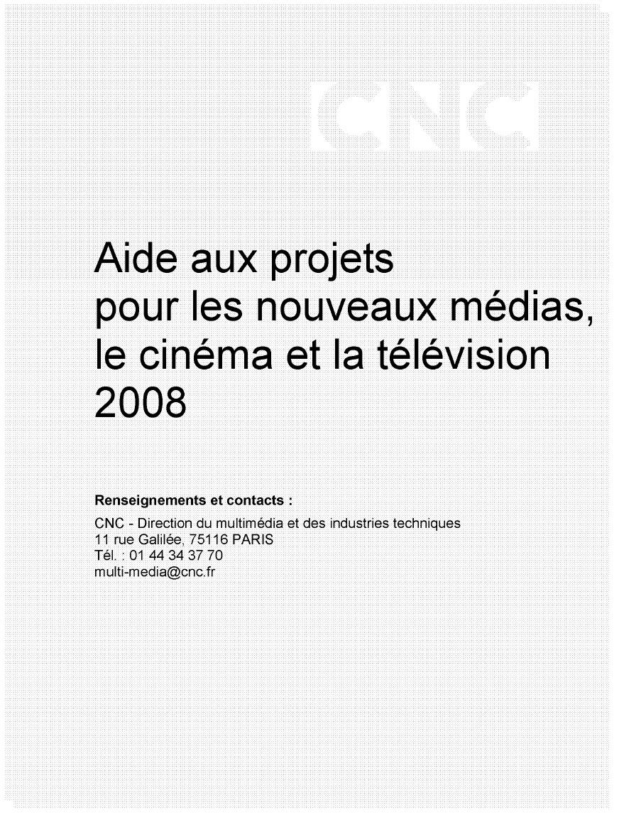 Annexe 11 Création d'une société de production de web documentaires et développement de la collection « Dans les coulisses…. » 1