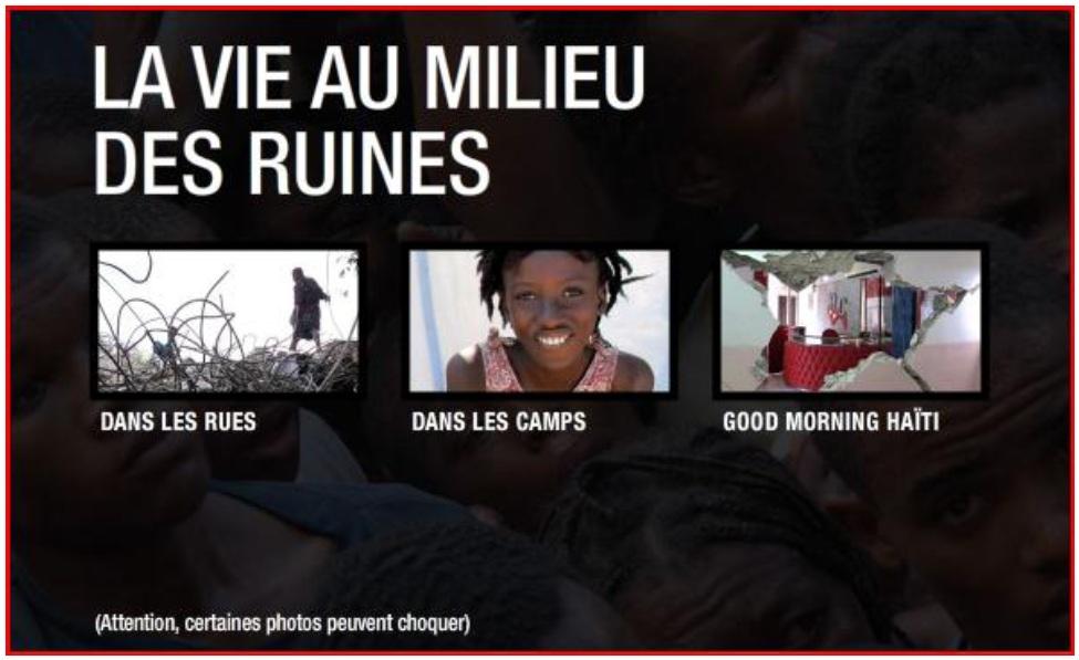 Annexe 2 Création d'une société de production de web documentaires et développement de la collection « Dans les coulisses…. » 1