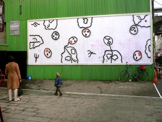 Figure 10 L'ART DE L'ESPACE PUBLIC  Esthétiques et politiques de l''art urbain