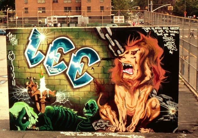 Figure 11 L'ART DE L'ESPACE PUBLIC  Esthétiques et politiques de l''art urbain