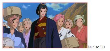 Figure 14 L'IMAGE DE LA FEMME JAPONAISE DANS LE CINEMA D'HAYAO MIYAZAKI