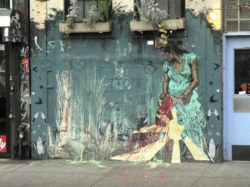 Figure 15 L'ART DE L'ESPACE PUBLIC  Esthétiques et politiques de l''art urbain
