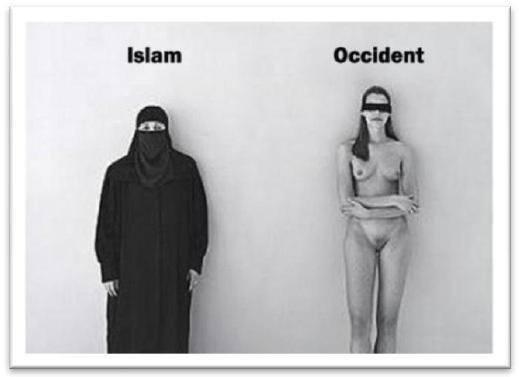Figure 16 Les médias, vecteurs d'une image négative et stéréotypée des musulmans mythe ou réalité
