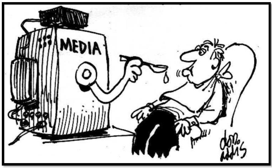 Figure 17 Les médias, vecteurs d'une image négative et stéréotypée des musulmans mythe ou réalité
