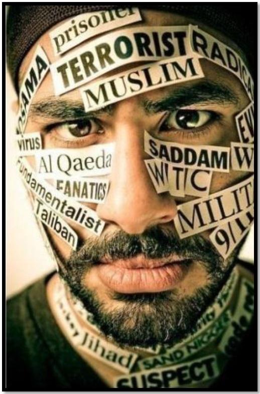 Figure 18 Les médias, vecteurs d'une image négative et stéréotypée des musulmans mythe ou réalité