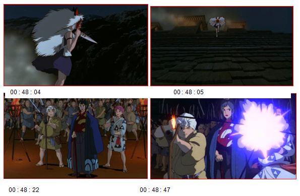 Figure 24 L'IMAGE DE LA FEMME JAPONAISE DANS LE CINEMA D'HAYAO MIYAZAKI