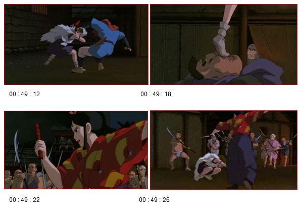 Figure 25 L'IMAGE DE LA FEMME JAPONAISE DANS LE CINEMA D'HAYAO MIYAZAKI