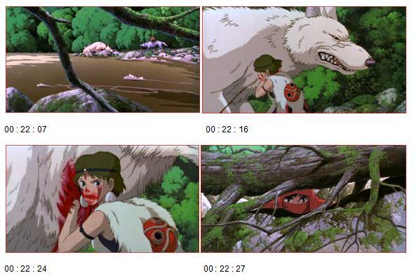 Figure 27 L'IMAGE DE LA FEMME JAPONAISE DANS LE CINEMA D'HAYAO MIYAZAKI