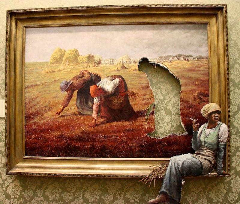 Figure 31 L'ART DE L'ESPACE PUBLIC  Esthétiques et politiques de l''art urbain