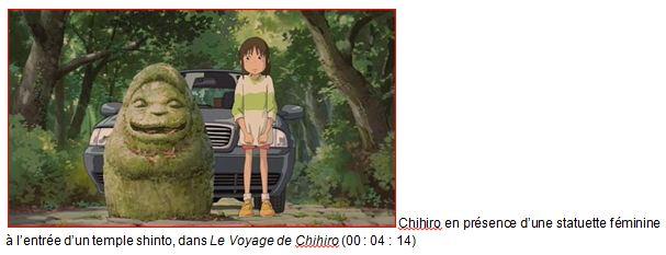 Figure 31 L'IMAGE DE LA FEMME JAPONAISE DANS LE CINEMA D'HAYAO MIYAZAKI