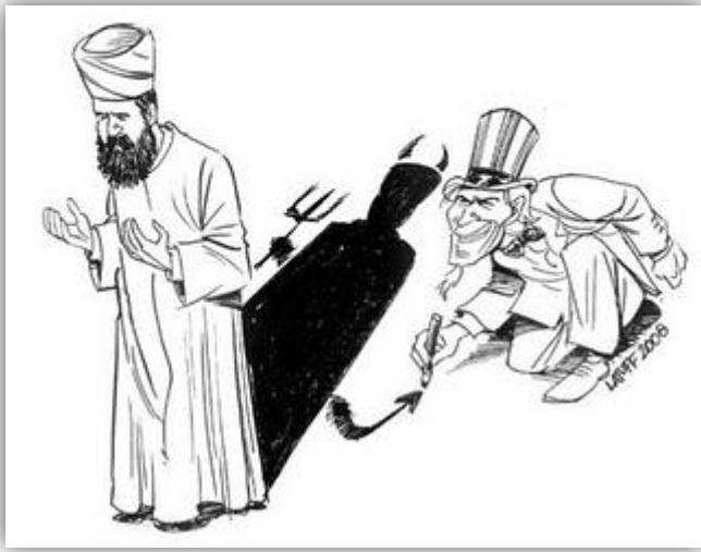 Figure 34 Les médias, vecteurs d'une image négative et stéréotypée des musulmans mythe ou réalité