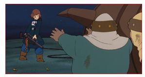 Figure 7 L'IMAGE DE LA FEMME JAPONAISE DANS LE CINEMA D'HAYAO MIYAZAKI