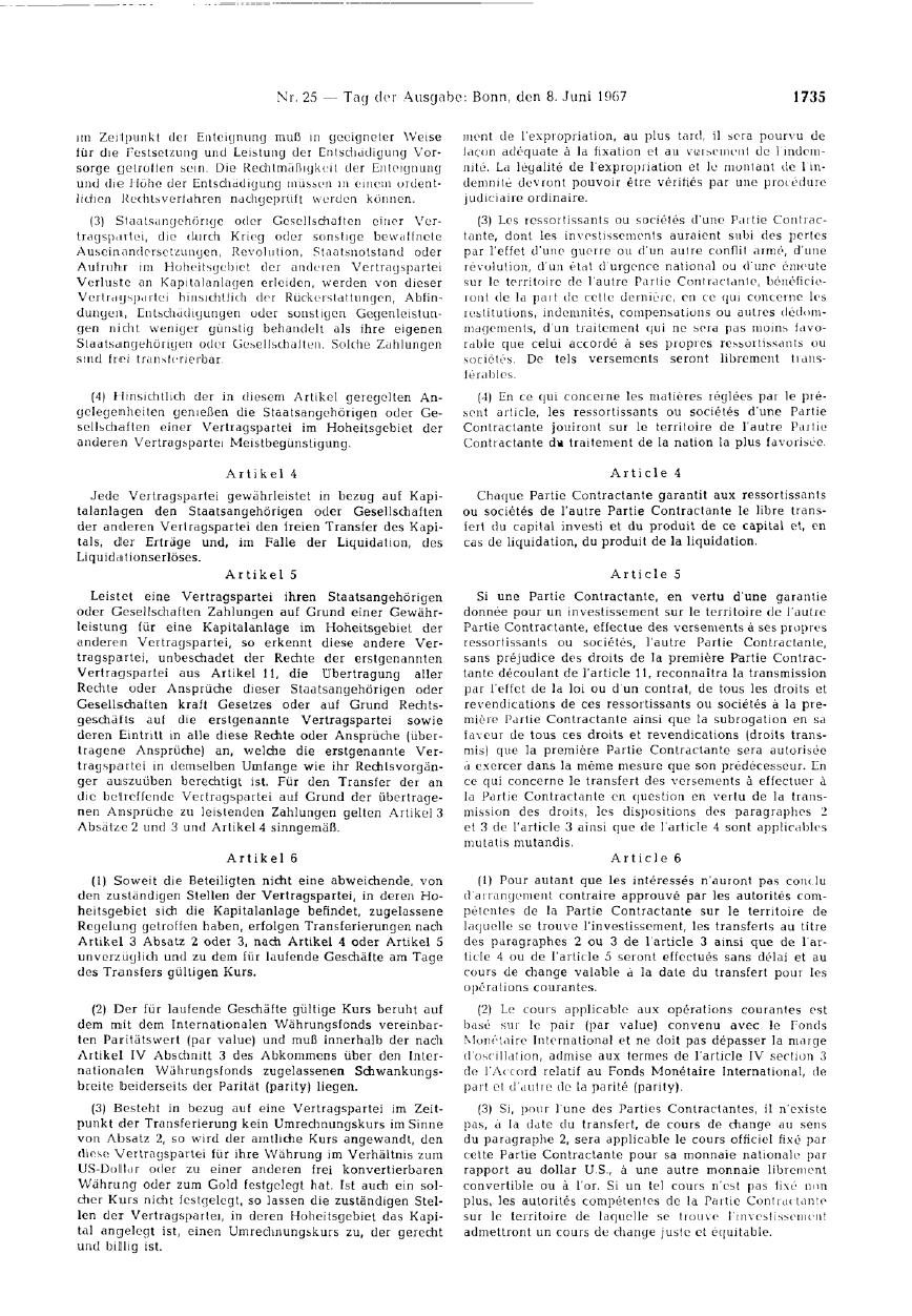Annexe 12 Le traité bilatéral d'investissement entre le Congo et le Royaume-Uni 2