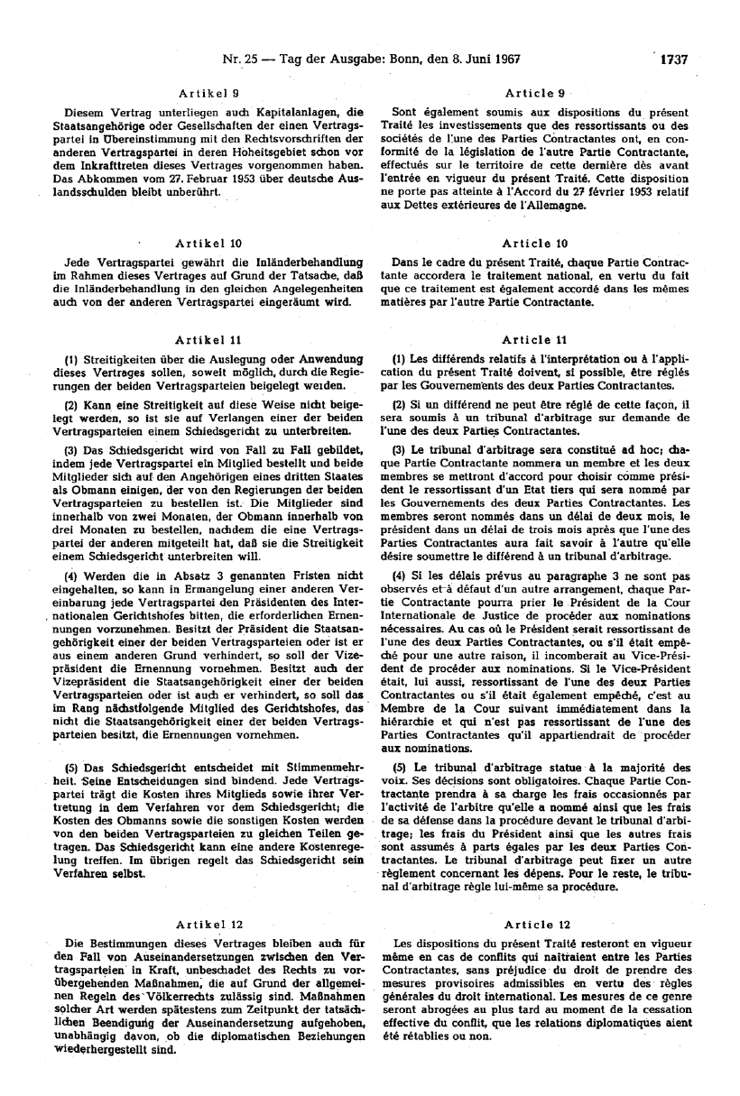 Annexe 12 Le traité bilatéral d'investissement entre le Congo et le Royaume-Uni 4