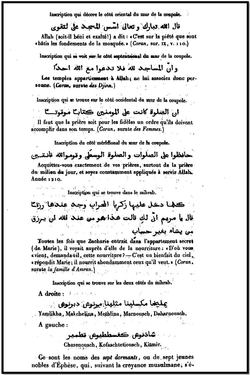 Figure 4 CONVERSION DES LIEUX DE CULTE A ALGER DU XVIIIEME AU XXEME SIECLE  CAS DE LA MOSQUEE CATHEDRALE KETCHAOUA