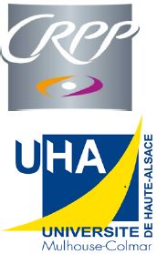 logo Centre  de recherche Paul Pascal et Université de Haute Alsace