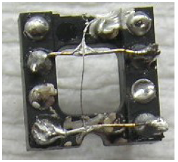 Dispositif de mesure de la résistance des fibres