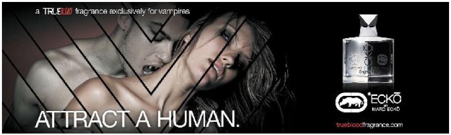 Illustration 9 Publicité Ecko et HBO pour la campagne True Blood