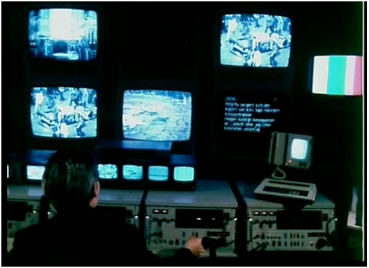 « Decoder » de Maeck (1991)