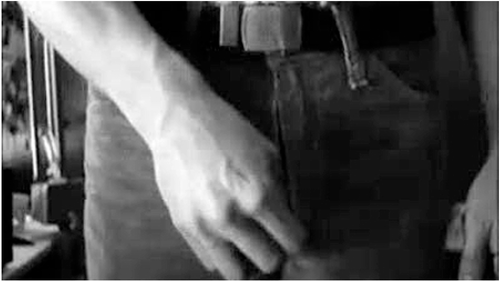 « The discipline of D.E. » de Gus Van Sant (1977)