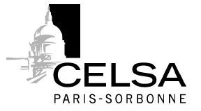Celsa Paris Sorbonne
