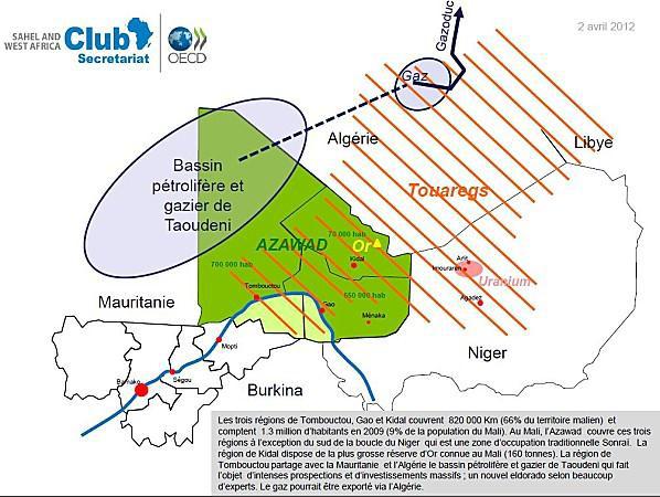 Facteurs catalyseurs de la crise malienne