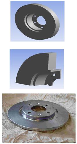 Exemple de disque plein