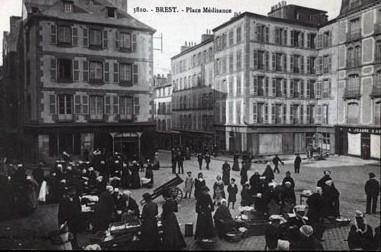 Brest – Place Médisance