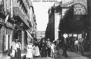 La Rue d'Aiguillon
