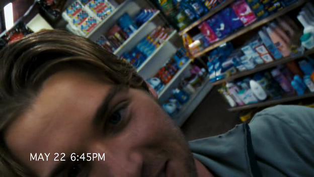 Cloverfield  un nouveau caméraman apprend à utiliser l'appareil