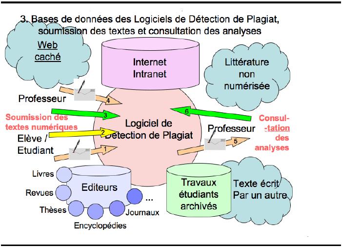 Fonctionnement et limites des outils de détection de similarité
