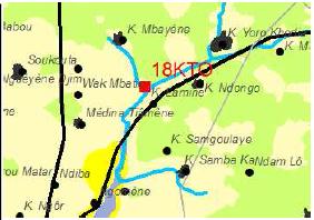 Position du profil (18 KTO)